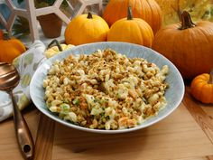 Get this all-star, easy-to-follow The Ultimate Thanksgiving Mac and Cheese recipe from The Kitchen Thanksgiving Mac And Cheese, Thanksgiving Lunch, Thanksgiving Recipes, Holiday Recipes, Ultimate Mac And Cheese, The Kitchen Food Network, Cheese Recipes, Pasta Recipes, Snack Recipes