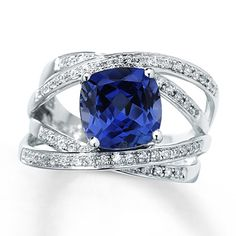 Design 2190 Ring designs Sapphire and Ring