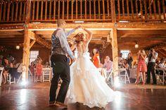 Dancing action shots at Smith Barn (photo by Sam Haddix Photography)