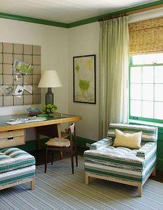 green trim | steven gambrel
