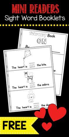 February Math & ELA Pack – FREEBIES