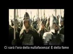 Universitari: RESISTETE!!! - Il Signore degli anelli - Ma non è questo il giorno - YouTube