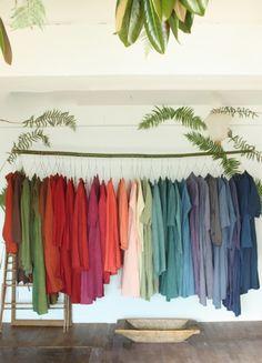 interior home design ideas Textures Patterns, Color Patterns, Clothing Store Interior, Visual Aesthetics, Diy Embroidery, Color Stories, Color Pallets, Colour Schemes, Soft Colors
