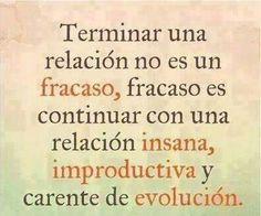 〽️Terminar una relación no es un fracaso...