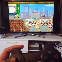Something we loved from Instagram! Hammerin' Harry  Let's Get Busy! I Love this game  Tan joven y ya frecuentando los bares de la ciudad. - Me cambia en monedas por favor? #hammerinharry #irem #arcade #retropie #raspberrypi #geek #gadget #retro #classic #videojuegos #videogames #nes #nintendo #famicom #retrogaming #retrogames #retrogamer #mame #hardware #gamer #gaming by nesland78 Check us out http://bit.ly/1KyLetq