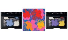 Primping With Pop Art: Nars Unveils Its Andy Warhol Collection