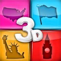 UNIVERSO NOKIA: Giocare con intelligenza | Geography Quiz Game 3D ...