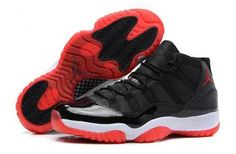 "Buy ""Bred"" Air Jordan 11 Retro Black Varsity Red-White Cheap To Buy from  Reliable ""Bred"" Air Jordan 11 Retro Black Varsity Red-White Cheap To Buy  suppliers. e7ec19320"
