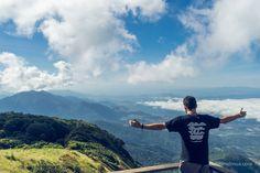 La montaña más alta de Tailandia y Damian , pasión por el mundo !!!!