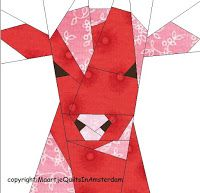 Maartje Quilts in Amsterdam: Free PPPatterns