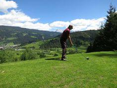 Golfvergnügen mit spektakulären Ausblicken