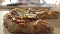 Pizza maison extra-légumes | Cuisine futée, parents pressés