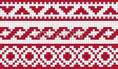 Cross Stitch Borders, Cross Stitch Flowers, Cross Stitch Designs, Cross Stitch Patterns, Bead Loom Patterns, Crochet Stitches Patterns, Thread Crochet, Knitting Patterns, Crochet Parrot