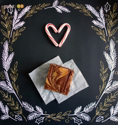Peppermint Brownies #love #peppermint #chocolate #brownies
