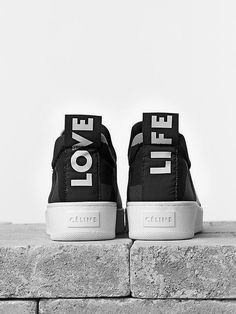 Céline Love Life sneakers