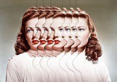 Duplicity: Collages by Matthieu Bourel | Inspiration Grid | Design Inspiration
