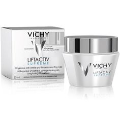 FREE Vichy Liftactiv Supreme Sample - Gratisfaction UK Freebies #freebies #vichy #freestuff