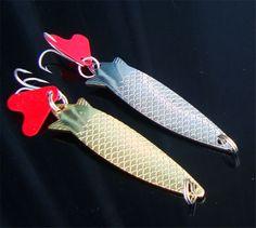 $0.89 (Buy here: https://alitems.com/g/1e8d114494ebda23ff8b16525dc3e8/?i=5&ulp=https%3A%2F%2Fwww.aliexpress.com%2Fitem%2FLong-Shot-Fishing-Lure-Shine-Metal-Alloy-Peche-7g-Hard-Lure-With-Sound-Slice-Wobbler-Carp%2F32506056176.html ) 2PC/SET Long Shot Fishing Lure Shine Metal Alloy Peche 7g Hard Lure With Slice Wobbler Carp Fishing Tackle Spinner Gear Bait for just $0.89