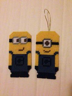 Minion Magnet or Ornament