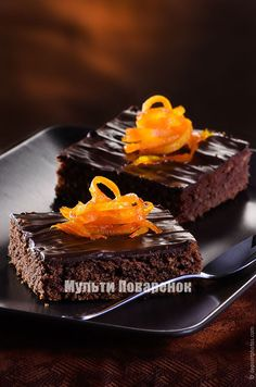 Брауни в мультиварке: рецепт простых шоколадных пирожных   Мультиповаренок