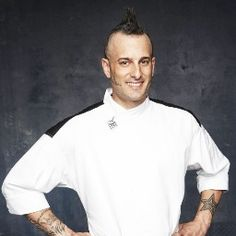 Hell's Kitchen Season 11 is out! Hells Kitchen, Chef Jackets, Polo Shirt, Seasons, Mens Tops, Shirts, Fashion, Moda, Polos