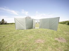 Coleman Windshield XL review 1 - For around £50 you can buy the ultimate in windbreaks, the enormous Coleman Windshield XL (© Practical Motorhome/James Stanbury)