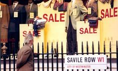 How a dying breed of tailors saved Savile Row