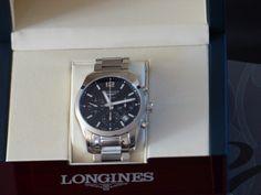 Coin des Affaires - Longines Conquest Classique Chronograph garantie