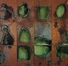 Andy Warhol oxidation series