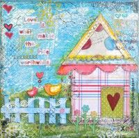 A Project by tmhsmom from our Scrapbooking Altered Projects Home Decor Galleries originally submitted 02/21/12 at 04:51 PM