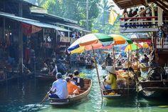 Wat Pho, Grand Palace, Khao San Road: MARCO POLO präsentiert die Must-Sees, die du dir auch bei einem kurzen Aufenthalt in Bangkok nicht entgehen lassen solltest.