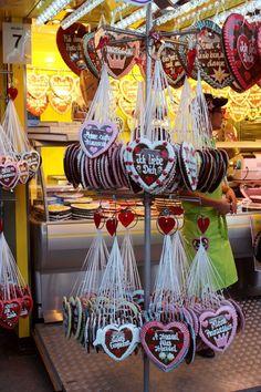 Bildergebnis für oktoberfest gingerbread hearts