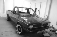 Mk1 VW Caddy Pick up - May Px | eBay