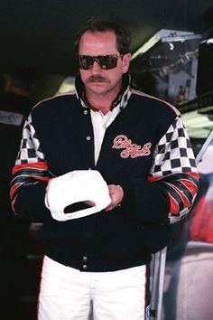 Dale Earnhardt.  I miss the ole boy.