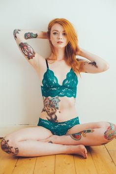 Gorgeous Julie (Lass) #tattoo #ink