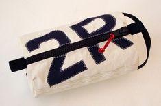 b)  Racing Sail Number Wash Bags