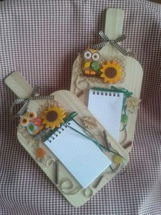 Block Notes con matitina e gufo. handmade by IlCassettodeiSogni: Crafts To Make, Home Crafts, Arts And Crafts, Paper Crafts, Craft Projects, Projects To Try, Diy Y Manualidades, Craft Fairs, Diy Gifts