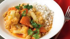 This warmly spiced dish is quick and satisfying. Who knew vibrant flavor could be such a cinch? Try adding cubed extra-firm tofu or chicken breast along with the vegetables if you like.