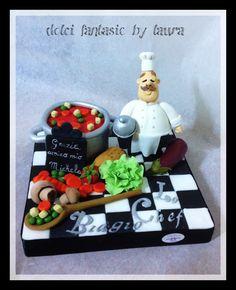 Topper chef