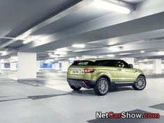 Land Rover Range Rover Evoque picture # 48 of 121, Rear Angle, MY 2011, size: 1600x1200