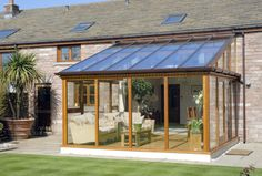 Projects - Graham Ball Timber Conservatories Lancashire