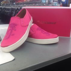 Juicy Couture *NEW* in box!  Size: 9, regular price is $60!  BUT here at Plato's Closet only $18!!