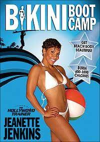Jeanette Jenkins' Bikini Boot Camp