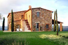 Family Vacation Rental | The Podere Palazzo | Trevinano | Kid & Coe Italian Farmhouse, Italian Home, Italian Villa, Italian Style, Rustic Farmhouse, Tuscan Style Homes, Tuscan House, Design Toscano, Style Toscan