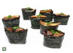 Vegetarian Sushi Rolls, Sushi Platter, Battleship, Menu, Delivery, Ethnic Recipes, Food, Sushi Plate, Menu Board Design