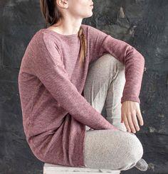 Tunique Kate Hutchison / Kate tunic Hutchison / Cozy / Cocooning