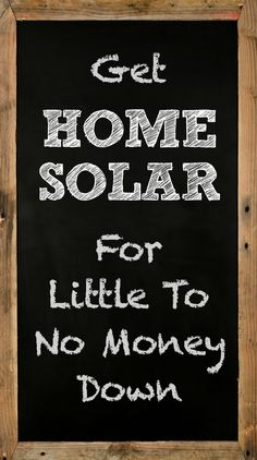 Thinking about going solar? A little-known government program called the Residential Renewable Energy Tax Credit helps put solar on your home. Read how homeowners are reducing their utility payments by hundreds of dollars per year, before the tax credit expires on December 31, 2016!