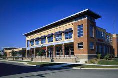 Fitchburg Technology Campus | The Kubala Washatko Architects, Inc.