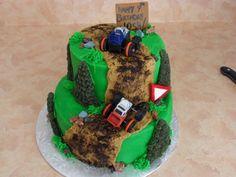 Atv cake ideas