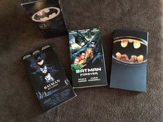 A personal favorite from my Etsy shop https://www.etsy.com/listing/503210426/the-ultimate-batman-collection-boxed-set